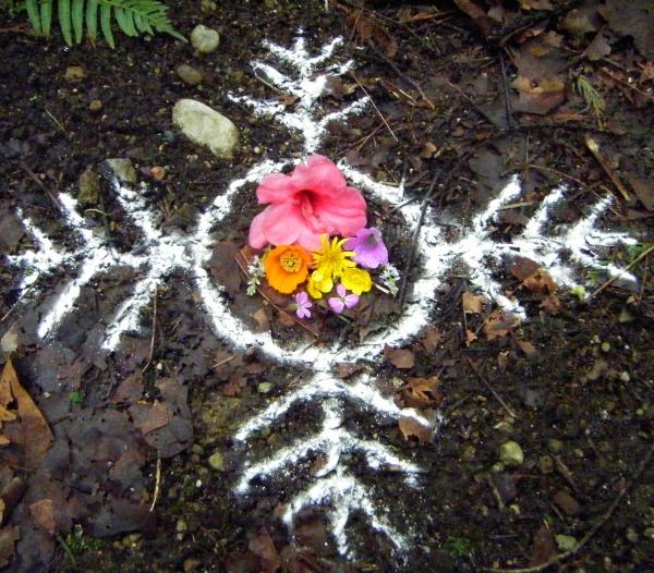 Forest Spirit offering sigil