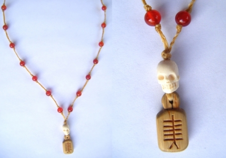 Yew Spirit Necklace
