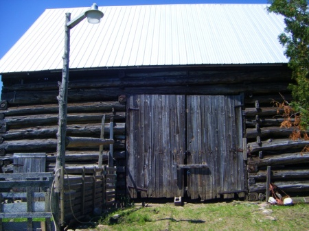 The original heritage barn