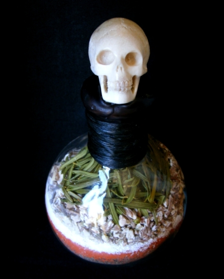 Necromancer's Spirit Bottle