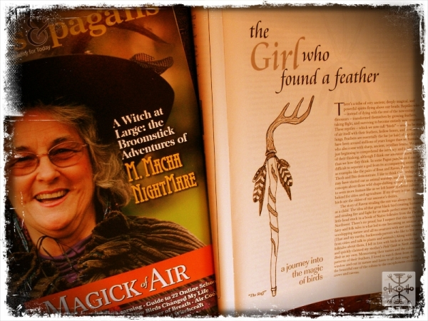 My article in Witches & Pagans Magazine